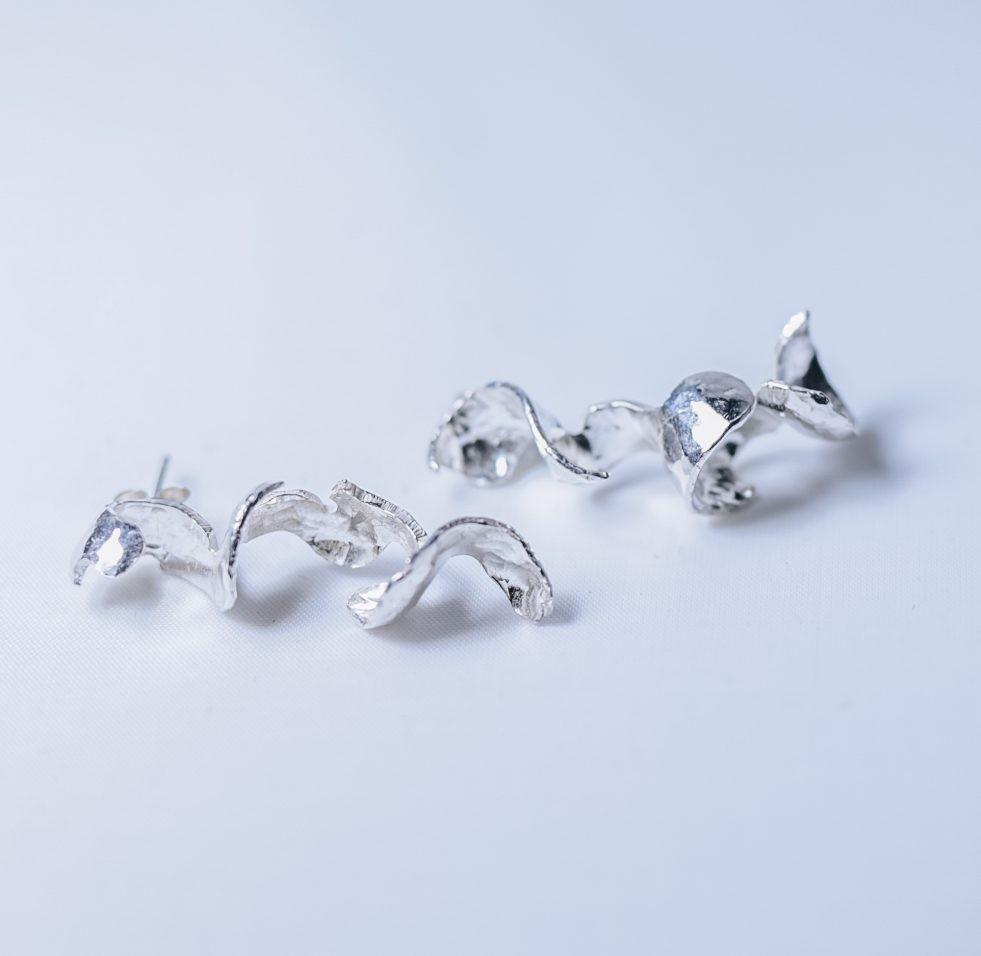Guitar Distortion Earrings