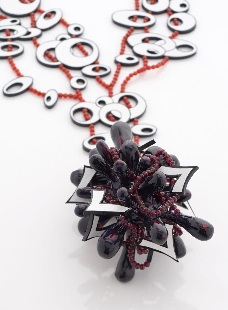 Heavy Bassline (Stockholm Syndrome) Necklace, Photo: Sylvain Deleu