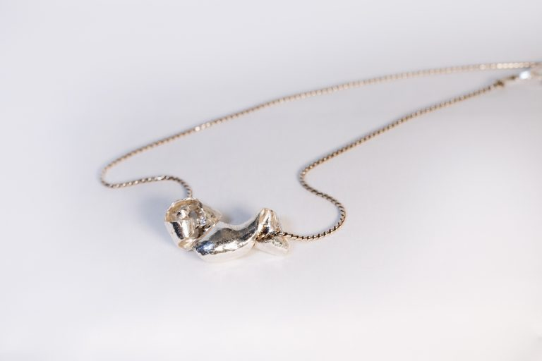 Guitar Distortion Necklace no.6