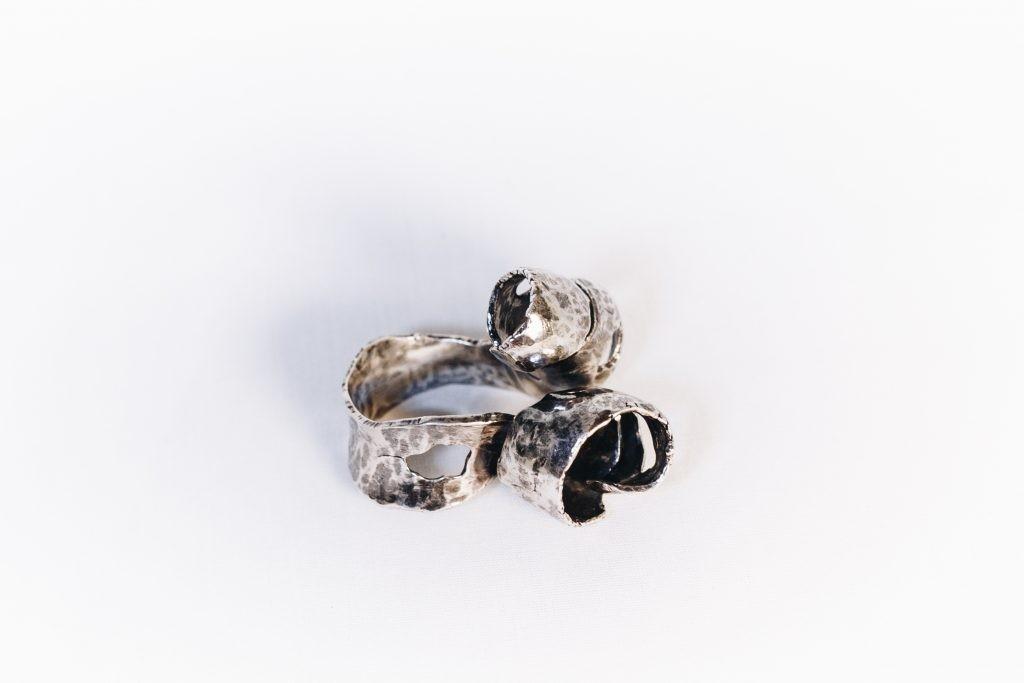 Silver Ring: Guitar Distortion Series no.30