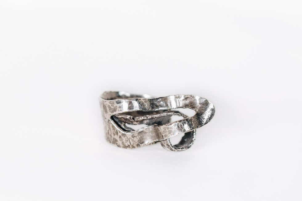 Silver Ring: Guitar Distortion Series no. 32