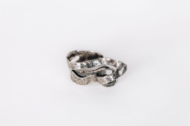 Silver Ring: Guitar Distortion Series no. 32